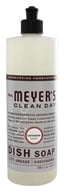 Image of Mrs. Meyer's - Clean Day Liquid Dish Soap Lavender - 16 oz.