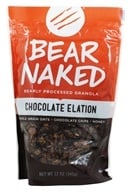 Image of Bear Naked - Granola 100% Pure & Natural Heavenly Chocolate - 12 oz.