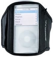 Image of Sportline - 860 Reflective Sport Armband Designed For iPods Black - CLEARANCE PRICED