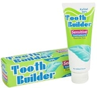 Squigle - Tooth Builder Sensitive Toothpaste - 4 oz. by Squigle