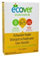 Ecover - Ecological Automatic Dishwasher Powder 38 Loads - 48 oz. by Ecover