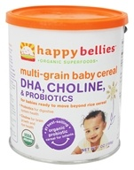 HappyBaby - HappyBellies Organic Multi-Grain Cereal - 7 oz.