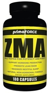 Primaforce - ZMA - 180 Vegetarian Capsules by Primaforce