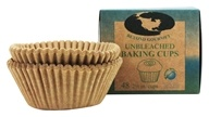Image of Beyond Gourmet - Unbleached Baking Cups 2 1/2 inch - 48 Cup(s)