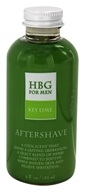 Image of Honeybee Gardens - For Men Aftershave Key Lime - 4 oz.
