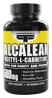 Primaforce - Alcalean 100% Acetyl L-Carnitine 500 mg. - 100 Capsules, from category: Nutritional Supplements