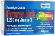 Trace Minerals Research - Electrolyte Stamina Power Pak Cherry Limeade - 32 Packet(s)