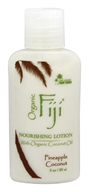 Organic Fiji - Nourishing Lotion Pineapple Coconut - 3 oz.