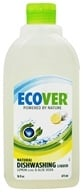 Image of Ecover - Ecological Dishwashing Liquid Lemon & Aloe Vera - 16 oz.