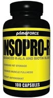 Image of Primaforce - Insopro-R Advanced R-ALA and Biotin Blend - 100 Vegetarian Capsules