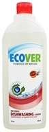 Image of Ecover - Ecological Dishwashing Liquid Grapefruit & Green Tea - 32 oz.