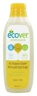 Ecover - Ecological All Purpose Cleaner Natural Lemon Fragrance - 32 oz. by Ecover