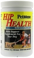 Pet Max - Hip Health with Glucosamine - 14 oz.