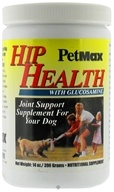 Pet Max - Hip Health with Glucosamine - 14 oz. (613926002005)