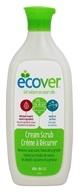 Ecover - Ecological Cream Scrub Cleaner - 16 oz. by Ecover