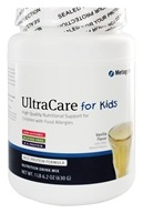 Metagenics - Ultracare for Kids Medical Food Vanilla - 23 oz., from category: Professional Supplements