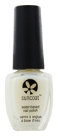 Suncoat - Water-Based Nail Polish Clear Top Coat 23 - 0.5 oz. by Suncoat