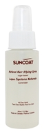 Image of Suncoat - Sugar-Based Natural Hair Styling Spray Fragrance-Free - 2 oz.