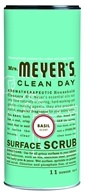 Mrs. Meyer's - Clean Day Surface Scrub Basil - 11 oz.