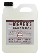 Mrs. Meyer's - Clean Day Liquid Hand Soap Refill Lavender - 33 oz. (808124111639)