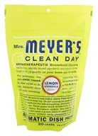 Mrs. Meyer's - Clean Day Automatic Dish Packs 20 Loads Lemon Verbena - 12.7 oz. by Mrs. Meyer's