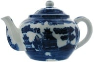 Harold Import - Teapot with Infuser Blue Willow - 16 oz., from category: Teas