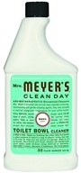 Image of Mrs. Meyer's - Clean Day Toilet Bowl Cleaner Basil - 32 oz.