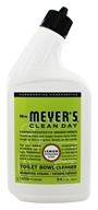 Image of Mrs. Meyer's - Clean Day Toilet Bowl Cleaner Lemon Verbena - 32 oz.
