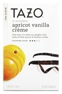 Tazo - White Tea Apricot Vanilla Crème - 20 Tea Bags, from category: Teas