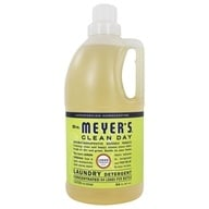 Mrs. Meyer's - Clean Day Laundry Detergent Concentrated 64 Loads Lemon Verbena - 64 oz. by Mrs. Meyer's
