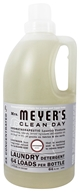 Image of Mrs. Meyer's - Clean Day Laundry Detergent Concentrated 64 Loads Lavender - 64 oz.