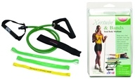 Image of SPRI - Xertube & Bands Total Body Workout Set