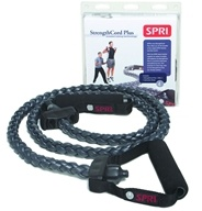 SPRI - StrengthCord Plus- Level 4 Heavy Resistance Band - CLEARANCE PRICED