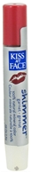 Kiss My Face - Sheer Organic Shimmer Natural Mineral Color Lip Tint Garnet - 0.08 oz.