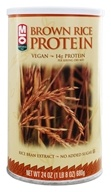 MLO - Brown Rice Protein Powder Rice Bran Extract - 24 oz. (030963020500)