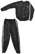 Valeo Inc. - Vinyl Sauna Suit Small/Medium - $14.99