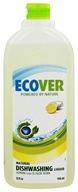 Image of Ecover - Ecological Dishwashing Liquid Lemon & Aloe Vera - 32 oz.