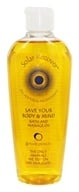 Solar Recover - Save Your Body & Mind Bath And Massage Oil - 8 oz.