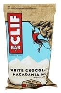 Clif Bar - Energy Bar White Chocolate Macadamia Nut - 2.4 oz. (722252161093)