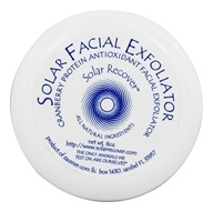 Solar Recover - Cranberry Antioxidant Facial Exfoliator - 8 oz. formerly Zausner by Solar Recover