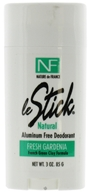Image of Nature de France - Le Stick Natural Aluminum Free Deodorant Stick Fresh Gardenia - 3 oz.