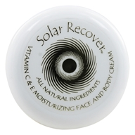 Solar Recover - Vitamin C & E Moisturizing Face And Body Cream - 2 oz. formerly Zausner (808045616169)