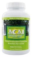 Good 'N Natural - Acai 3000 mg. - 120 Softgels by Good 'N Natural
