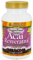 Michael's Naturopathic Programs - SuperFood Factors Acai & Resveratrol - 120 Vegetarian Capsules - $22.31