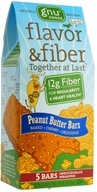 Gnu Foods - Flavor & Fiber Bars Pack Peanut Butter - 5 Bars