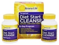 ReNew Life - Diet Start Cleanse Easy 14-Day Program with Svetol
