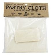 "Regency - Pastry Cloth & Rolling Pin Cover 24""x20"" - $3.63"