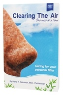 Nasopure - Clearing the Air One Nose at a Time By Hana R. Solomon, M.D., Pediatrician - 1 Book