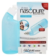 Nasopure - Starter Kit Nasal Wash System, from category: Health Aids