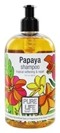Pure Life - Shampoo Papaya - 15 oz. (895172001463)